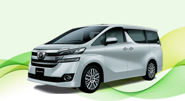 Rental Mobil Alpardh Transformer Grobogan murah