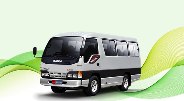 rental elf short Kota Salatiga murah