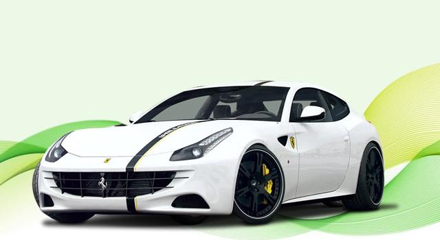 Rental Mobil Ferrari Kota Magelang murah
