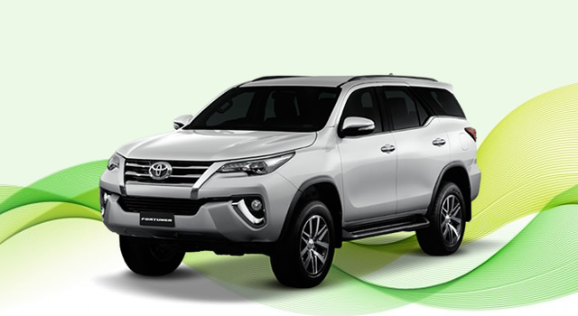 rental grand fortuner Kota Surakarta murah