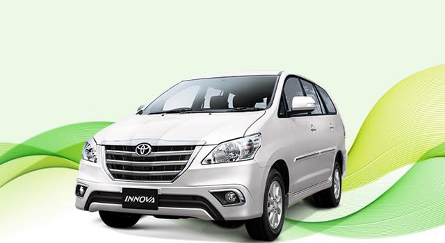 Rental Mobil Innova Kota Magelang murah