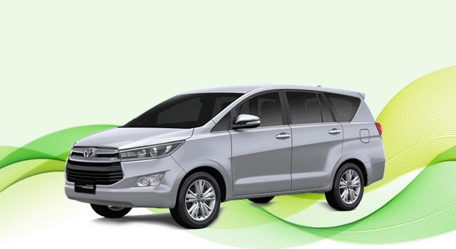 Rental Mobil Innova Reborn Kota Surakarta murah