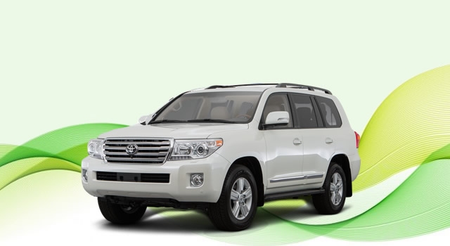 rental land cruiser murah