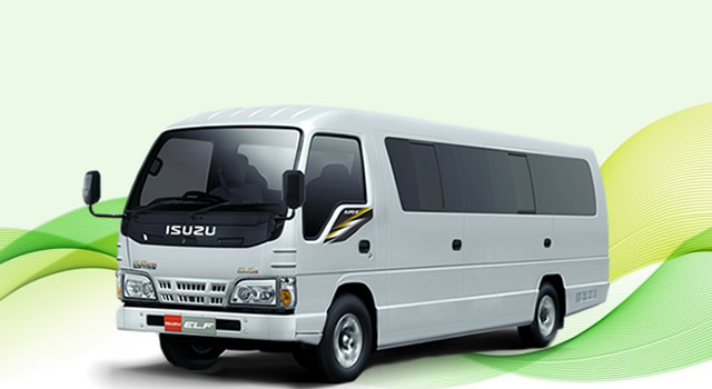 Rental Mobil Elf Long Grobogan murah