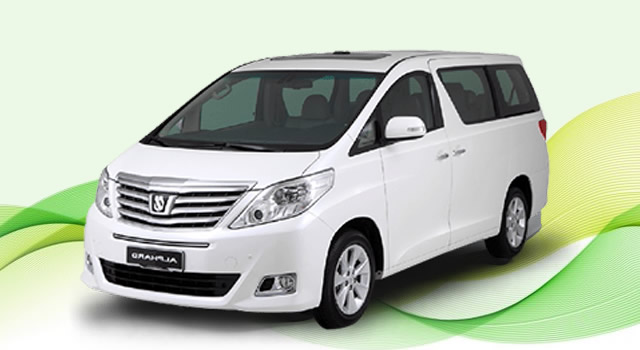 sewa new alphard Jawa Tengah murah